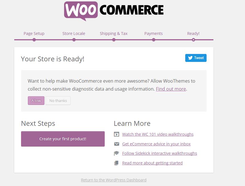 cara instal woocommerce di wordpress