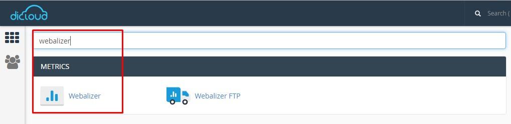 Cara Menggunakan Fitur Webalizer