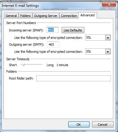 Cara Setup Gmail di Microsoft Outlook