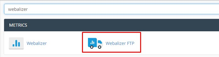 Cara Menggunakan Fitur Webalizer FTP