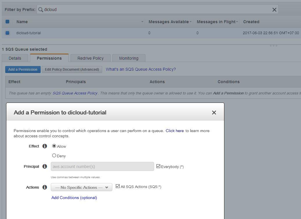 Microservices dengan Laravel Events Queues dan Amazon SQS