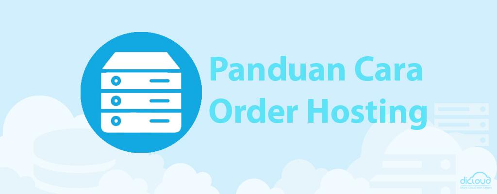Panduan Cara Order Hosting di Dicloud.id