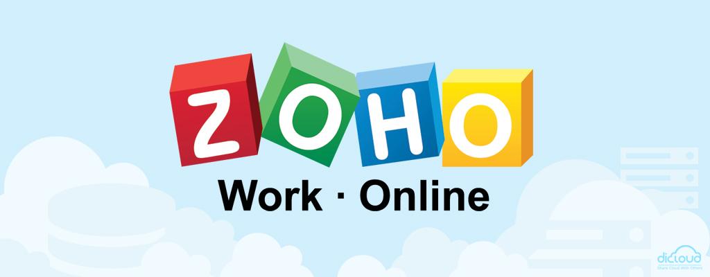 Hasil gambar untuk gambar aplikasi zoho