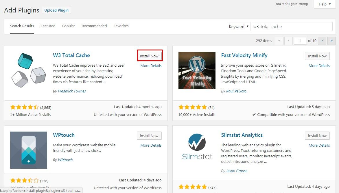 Panduan Cara Install Plugin Pada WordPress - Tutorial Diclou