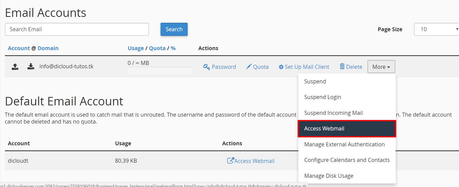 Panduan Cara Setup Email cPanel di Microsoft Outlook