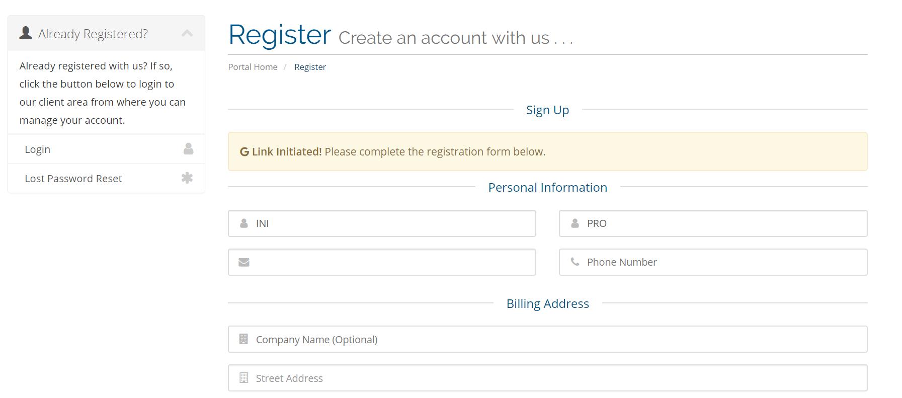 Panduan Cara Login/Register di Member Dengan Social Media