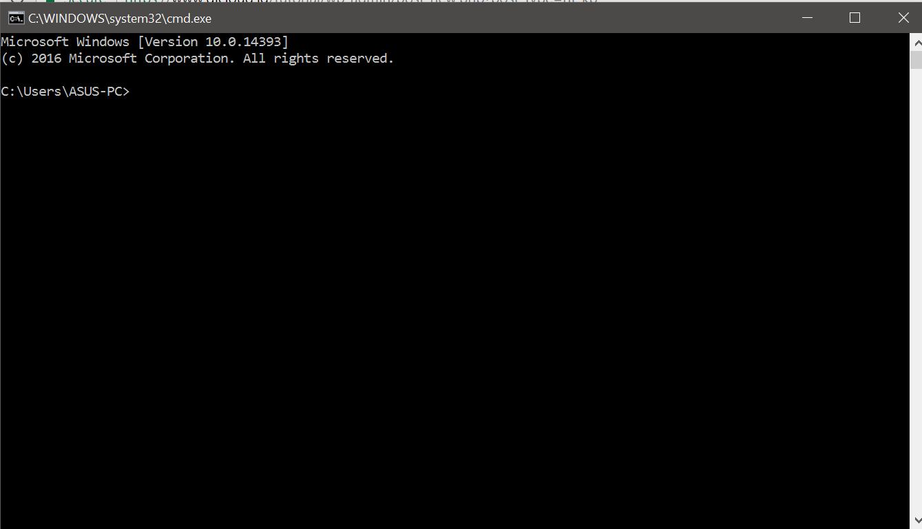 Panduan Cara Mengetahui IP Website Menggunakan CMD - Tutorial ...