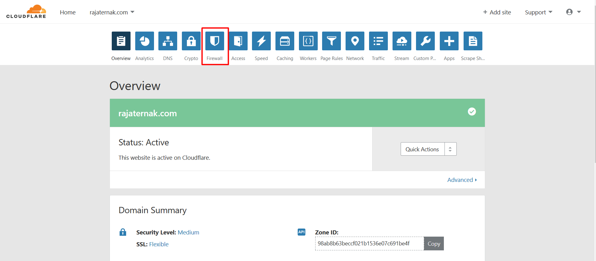 Panduan Block Ip Address Di Firewall Cloudflare