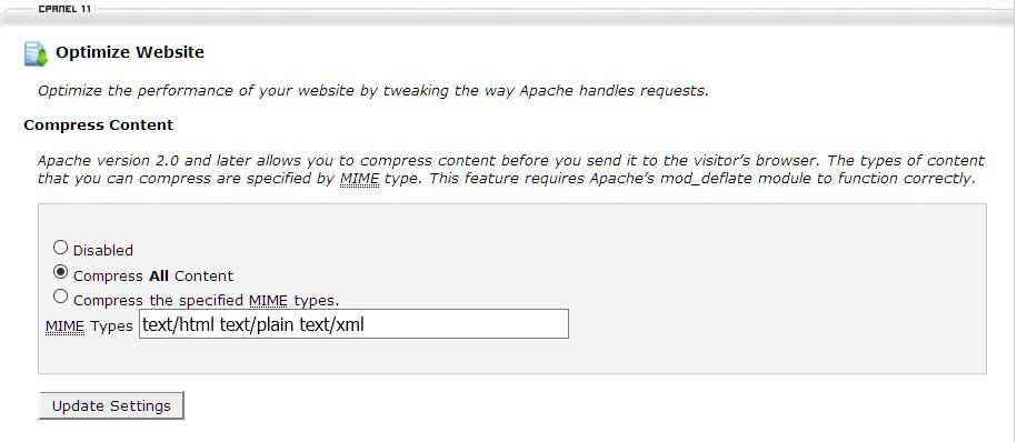 meningkatkan kecepatan website