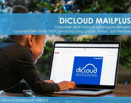 Layanan baru Dicloud MailPlus