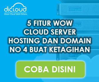 Dicloud | SSD Web Hosting Cloud Indonesia