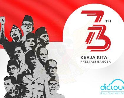 Nyesel ga ambil, Besarnya Diskon Dasyat Promo Kemerdekaan 73 dari Dicloud!