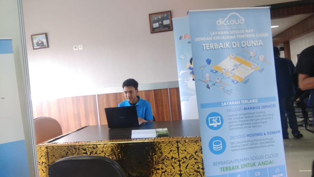 Acara ITCC 2019 Universitas Udayana